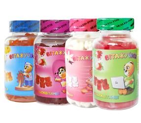 Витамины для детей «Витажуйки»