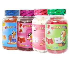Vitamins for children «Vitagummies»